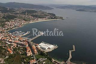 Appartement de 2 chambres à 50 m de la plage Pontevedra