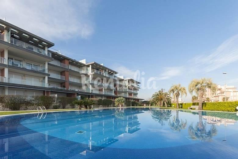 Apartamento en alquiler en oliva playa oliva playa oliva valencia - Alquiler de apartamentos en oliva playa ...