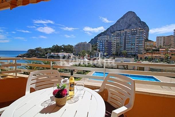 Apartamento en alquiler en comunidad valenciana calpe calp alicante costa blanca - Apartamentos alicante alquiler ...