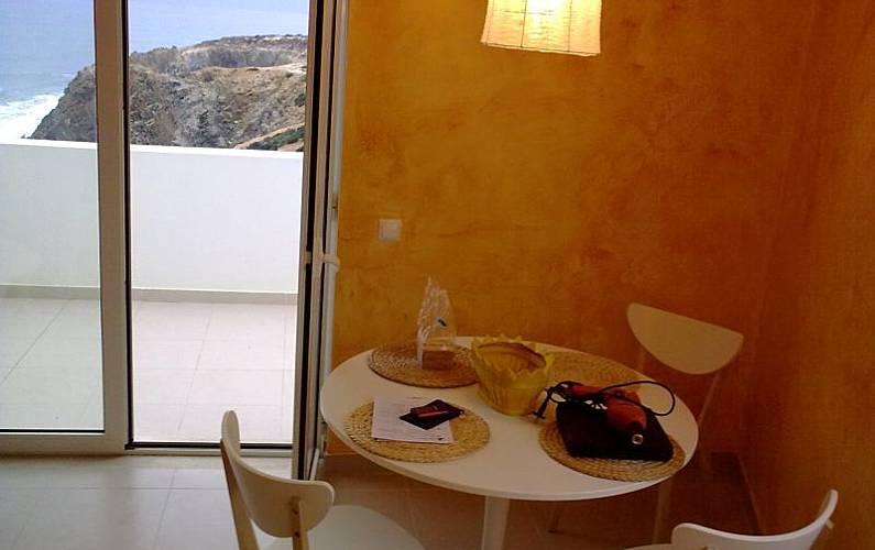 Apartment Dining-room Beja Odemira Apartment - Dining-room