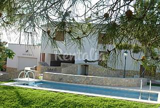 HUTTE-000608 - Villa para 8 personas a 250 m de la playa Tarragona