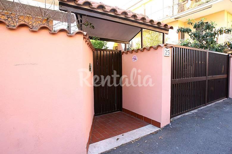 Appartement Extérieur de la maison Rome Rome Appartement