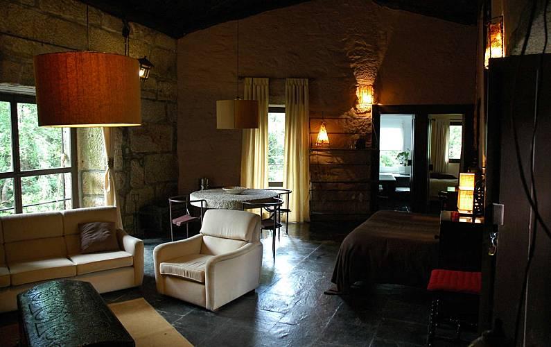 4 Indoors Viana do Castelo Vila Nova de Cerveira Cottage - Indoors