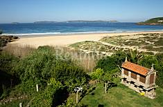 3 Apartments for rent on the beach front line Pontevedra