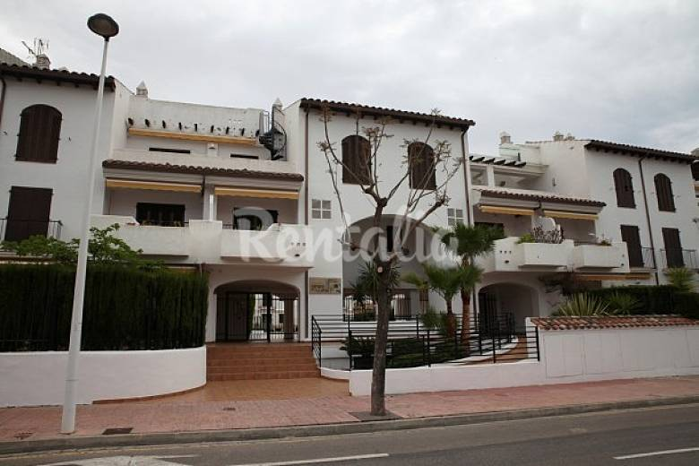 Apartment for rent in castell n las fuentes alcal de - Best house castellon ...