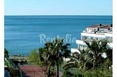 Dúplex en 1ª línea, urbanización 4 piscinas, tenis Castellón