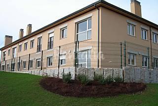 Apartamento de 2 habitaciones y jardín en campo de golf A Coruña/La Coruña