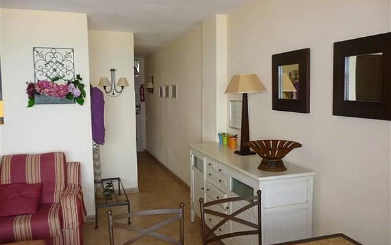 Hermoso Salón Murcia San Javier Apartamento - Salón