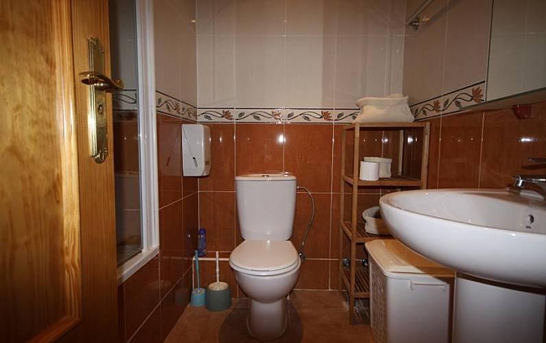 Hermoso Baño Murcia San Javier Apartamento - Baño