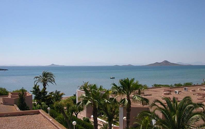 Hermoso Vistas desde la casa Murcia San Javier Apartamento - Vistas desde la casa