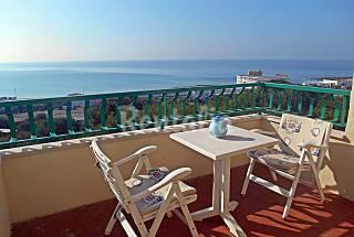 Apartamento para 4-6 pessoas a 100 m da praia Lecce