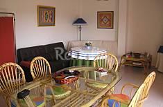 Apartamento com 2 quartos a 50 m da praia Leiria