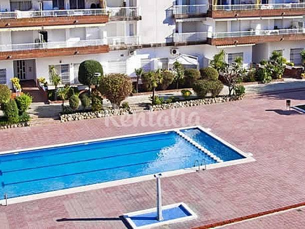 Apartamento para 4 personas en blanes blanes girona - Aticos en blanes ...