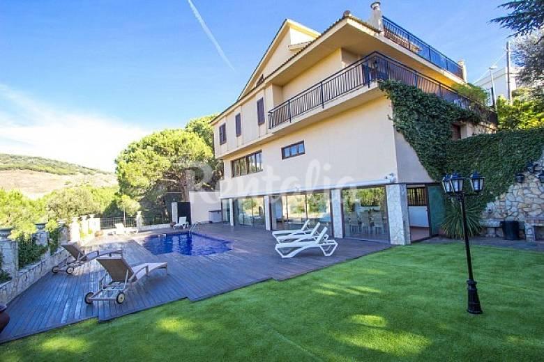 Apartamento en alquiler en barcelona can balmanya sant - Alquiler de apartamentos por dias en barcelona ...