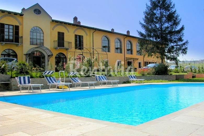 Appartamento per 4 persone a boidi boidi nizza - Piscina nizza monferrato ...