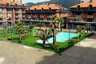 Apartamento de 2 habitaciones a 2 km de la playa Cantabria