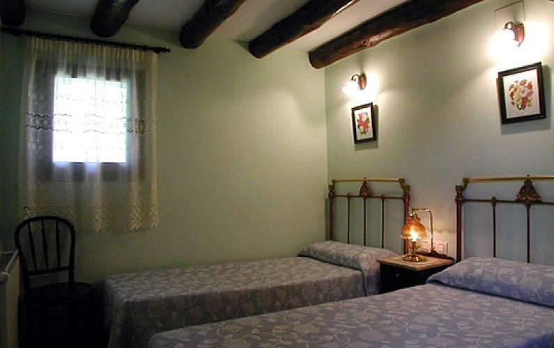 House Bedroom Huesca Biescas House - Bedroom