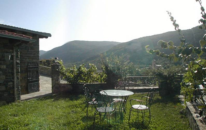 House for rent Biescas Huesca - Garden