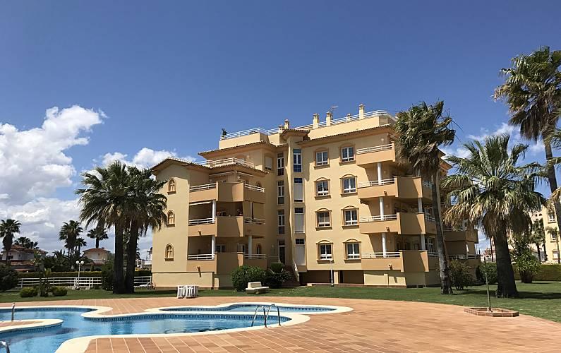 Luxury Indoors Valencia Oliva Apartment - Indoors