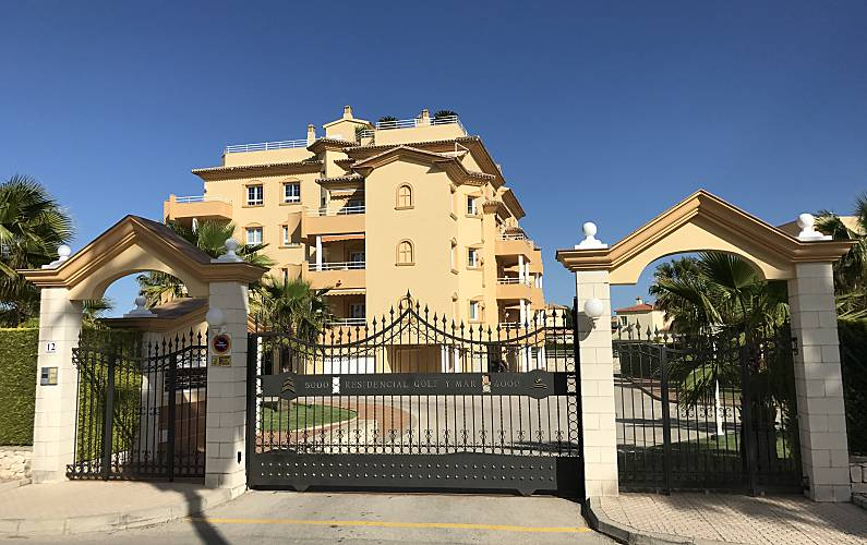 Luxury Outdoors Valencia Oliva Apartment - Outdoors