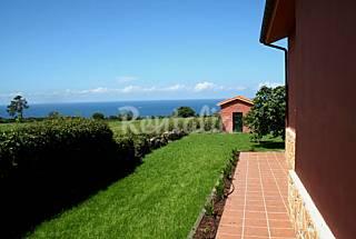 B Brandan maison mitoyenne avec piscine pour 6/8 p Asturies