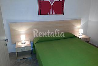 Apartment for rent only 200 meters from the beach Trapani