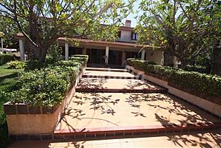 Villa for 14 people only 50 meters from the beach Murcia
