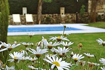 Casa com jardim privado Viseu
