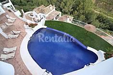 House for 6 people 6 km from the beach Málaga
