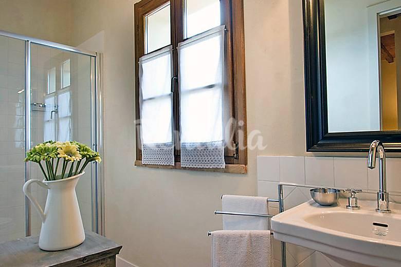 Appartamento in affitto con piscina sughera montaione for Soggiorno la pergola firenze
