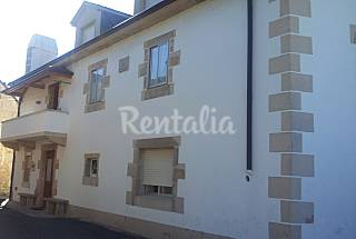House with 4 bedrooms only 100 meters from the beach Lugo