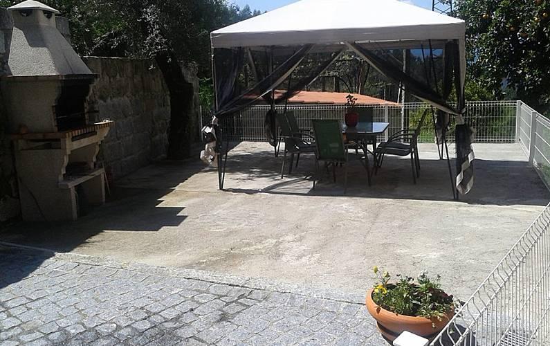 Casa Terraço Braga Amares Villa rural - Terraço