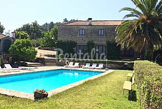 House for rent with swimming pool Viana do Castelo