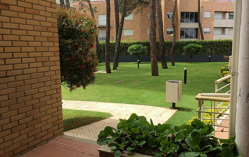 T3 Jardim Braga Esposende Apartamento - Jardim