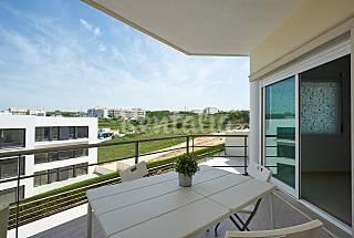 Apartamento para 2-3 pessoas a 100 m da praia Lisboa