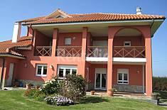 Villa pour 7 personnes à 2 km de la plage Asturies