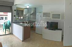 Apartment for rent only 300 meters from the beach Valencia