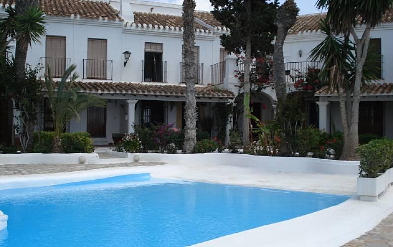 Casa en alquiler en 1a l nea de playa calabardina guilas murcia costa c lida - Casas alquiler aguilas ...