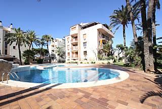 Casa independiente en alquiler a 150 m de la playa Alicante