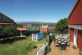 Casa en alquiler a 10 km de la playa Pontevedra