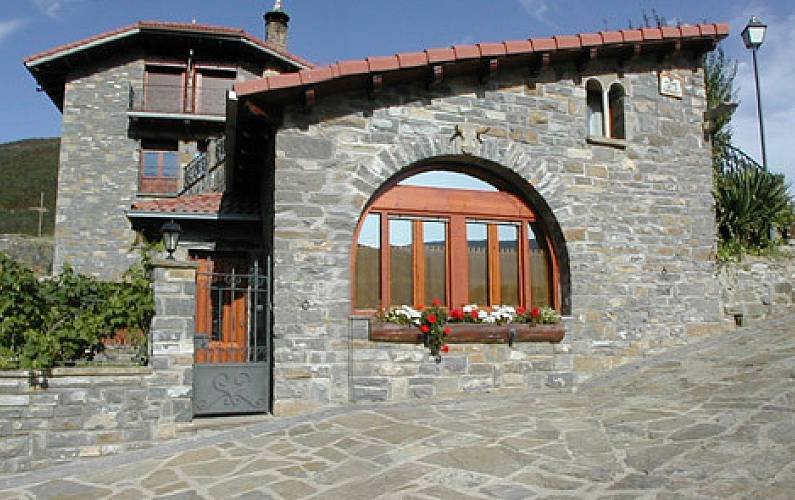 House Huesca Biescas House -