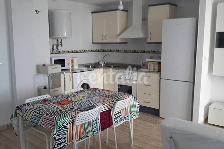 Alquiler apartamento a 50 m de la playa chilches playa for Cocinas castellon precios