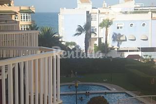 Apartamento para 6 personas a 150 m de la playa Valencia