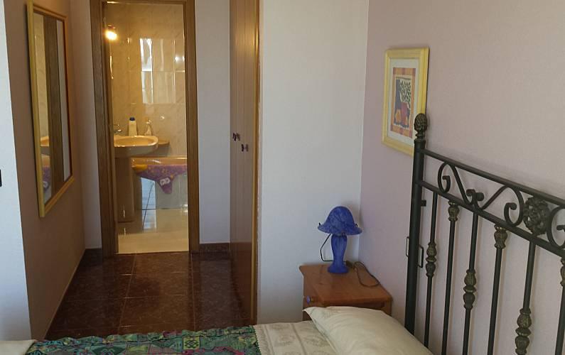 Habitación Castellón Vinaròs Apartamento - Habitación