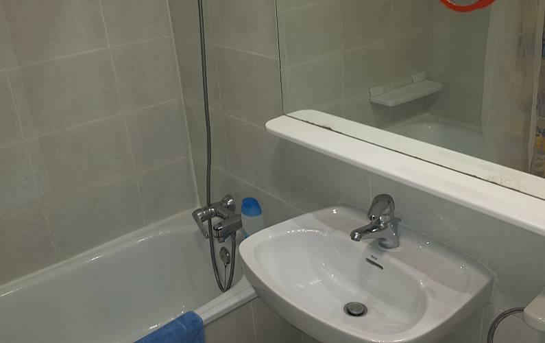 Baño Castellón Vinaròs Apartamento - Baño