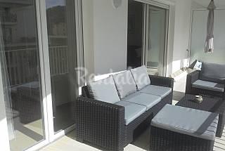 Apartamento para 2-4 pessoas a 900 m da praia Alpes Marítimos
