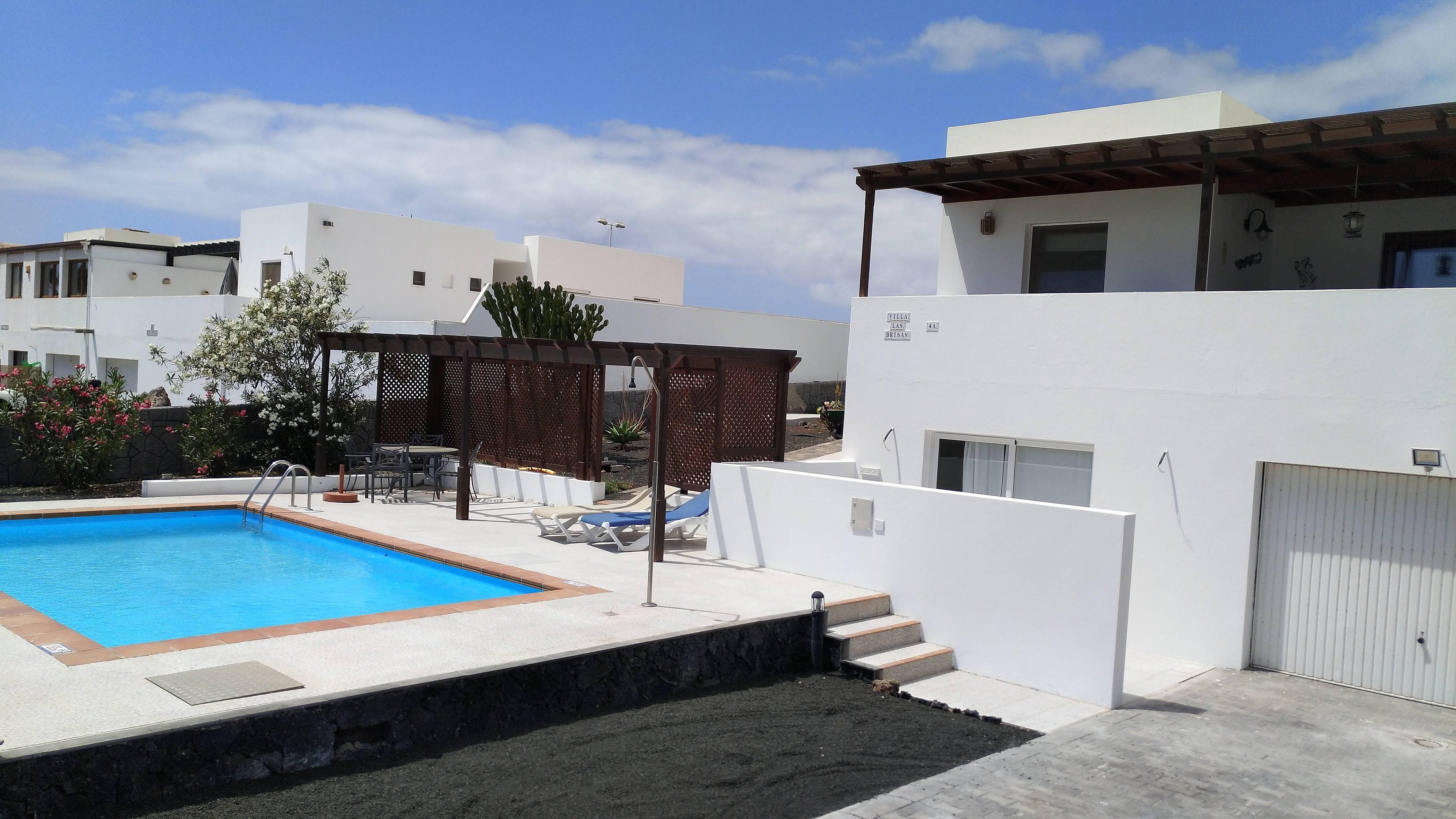 Casa en alquiler a 300 m de la playa playa blanca yaiza - Alquiler casas en lanzarote ...