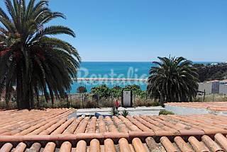 Casa com 2 quartos a 300 m da praia Algarve-Faro