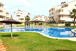 Apartamento en la playa de les Deveses Alicante