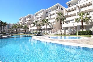 Apartamento con diseño cerca de playa y pueblo Alicante